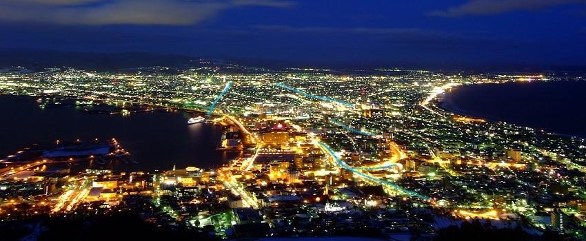 하코다테 산 로프웨이 函館山ロ_プウェイ 야경.jpg